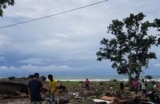 Continúa aumentando número de muertos por tsunami en Indonesia