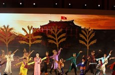 Efectuarán en Hanoi programa cultural para vietnamitas en Ultramar