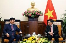 Vietnam y Corea del Sur deben impulsar cooperación multifacética, afirma vicepremier