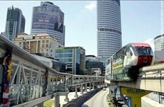 Economía de Malasia prevé crecer en próximos meses