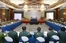 Agilizan coordinación Vietnam- Laos en combate contra droga