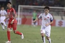 Equipo de fútbol de Vietnam realiza entrenamiento en Qatar en vísperas de Copa Asiática 2019