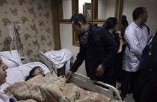 Embajada de Vietnam en Egipto realiza la protección de los ciudadanos