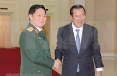 Cooperación en defensa, pilar de los lazos entre Vietnam y Camboya