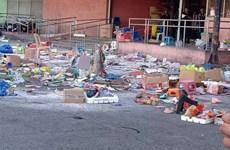 Explosión cerca de centro comercial filipino mata a dos personas