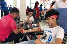 Vietnam busca solucionar la escasez de sangre a finales del año lunar