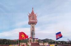 Inauguran en Camboya Monumento de Amistad con Vietnam