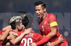 Equipo de fútbol de Vietnam concluye preparativos para Copa Asiática 2019