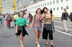 Da Nang recibe a más de dos mil turistas extranjeros por vía marítima
