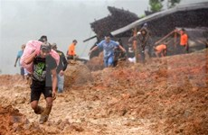 Desastres naturales provocan centenar de muertos en Sudeste Asiático