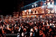 Numerosos turistas visitaron Hanoi en días feriados del Año Nuevo Solar