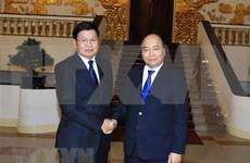 Relaciones Vietnam-Laos, ejemplo excepcional de nexos internacionales
