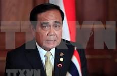 Premier tailandés descarta posible posposición de elecciones generales
