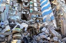 Vietnam expresa simpatía a Rusia por colapso de edificio