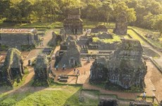Vietnam por proteger valores del santuario My Son, patrimonio cultural mundial