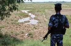 Oleada de violencia en Myanmar mata a 13 policías