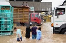 Eleva a 126 número de fallecidos por deslizamientos de tierra en Filipinas