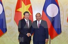 Crean nueva fuerza de impulso para profundizar lazos Vietnam- Laos
