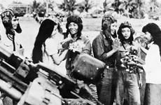 Ciudad Ho Chi Minh conmemora 40 años de victoria contra régimen genocida en Camboya