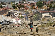 Terremoto de 6.6 grados ocurrió en Indonesia