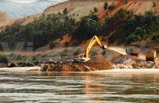 Vietnam busca minimizar impactos de proyecto hidroeléctrico laosiano en río Mekong