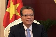 Embajador vietnamita se reúne con medios chinos