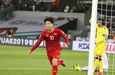 Vietnam sufre derrota lamentable ante Iraq en su primer partido de Copa Asiática 2019