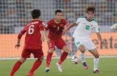 Futbolistas vietnamitas realizaron máximos esfuerzos en partido con Iraq, según entrenador