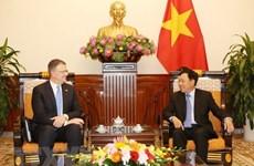 Resaltan papel de la diplomacia en fomento de lazos Vietnam- Estados Unidos