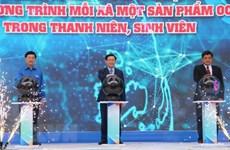 Promueven emprendimiento entre jóvenes vietnamitas para desarrollo de productos locales