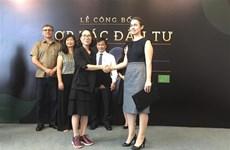 Fondo estadounidense invierte en empresa vietnamita de alimentos orgánicos