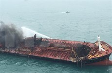 Aceleran búsqueda de marineros vietnamitas desaparecidos en accidente en Hong Kong