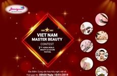 Abren exposición internacional de productos y servicios de belleza en Hanoi