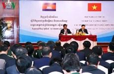 Vietnam y Camboya determinan construir una frontera de paz y amistad