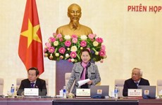 Inauguran la 30 reunión del Comité Permanente del Parlamento de Vietnam