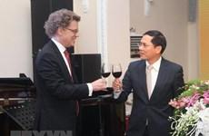Conmemoran Vietnam y Suecia 50 aniversario de relaciones diplomáticas
