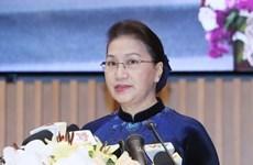 Presidenta parlamentaria vietnamita participará APPF – 27