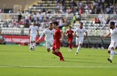 Capitán de Vietnam optimista sobre posibilidad de avanzar a siguiente ronda de Copa Asiática