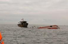 Aceleran en Vietnam búsqueda de 10 pescadores desaparecidos