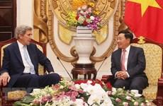 Destacan relaciones de cooperación entre Vietnam y Estados Unidos