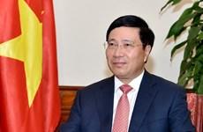 Vicepremier vietnamita resalta aportes de la prensa a logros diplomáticos del país