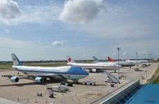 Recibieron aeropuertos camboyanos a más de 10 millones de pasajeros