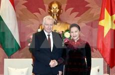 Recaba Vietnam apoyo de Hungría a ratificación de TLC con Unión Europea