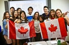 Promueven cooperación educativa entre Vietnam y Canadá
