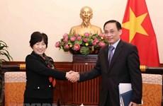 Fomentan Vietnam y Japón sus relaciones de cooperación en todos los sectores