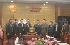 Robustece agencia noticiosa de Laos cooperación con provincia vietnamita