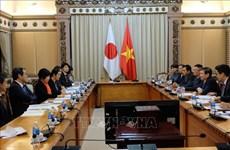 Ciudad Ho Chi Minh da la bienvenida a inversores japoneses
