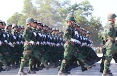Conmnemoran en Laos el 70 Aniversario de la fundación del Ejército Popular
