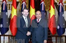 Vietnam y Australia fortalecen asociación estratégica