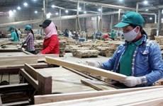 Industria de madera de Vietnam apunta lograr 10 mil 500 millones de dólares en exportación este año